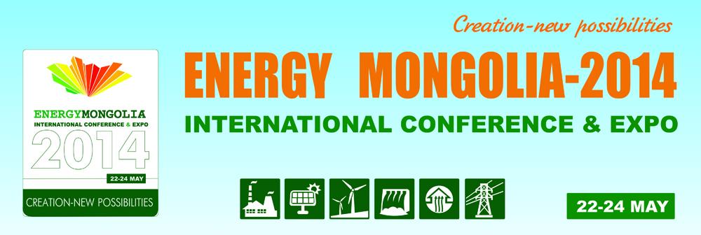 """ENERGY MONGOLIA-2014"""