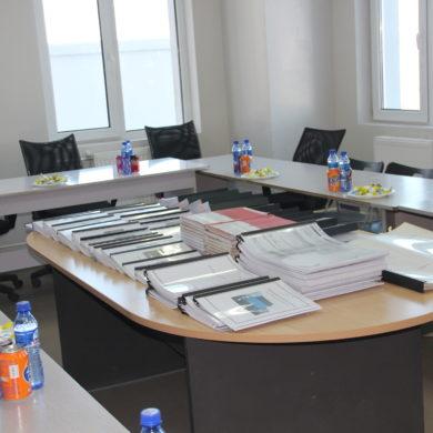 Улаанбаатар хотын Олон улсын Шинэ Онгоцны буудлын Дулааны станцын техникийн комисс ажиллав